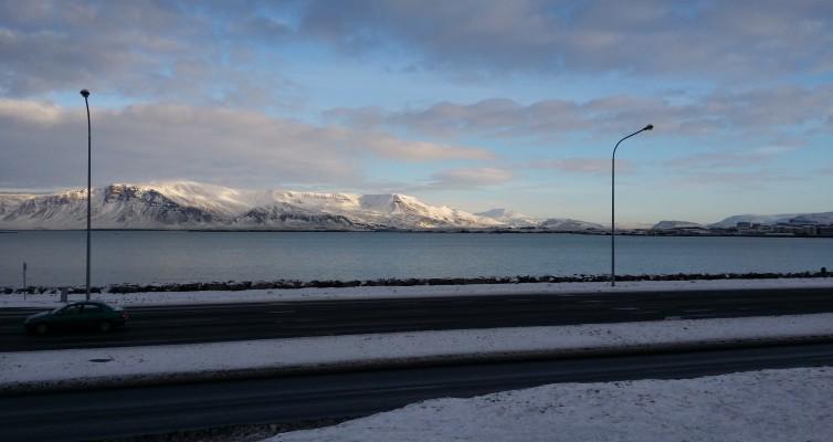 Esja, Reykjavik's Mountain